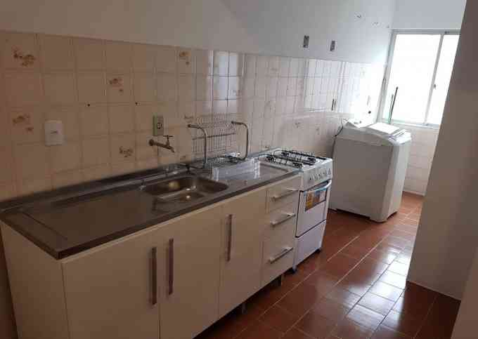 Apartamento á 10 metros do mar